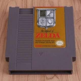 NES - Legend of Zelda (Original) per pcs