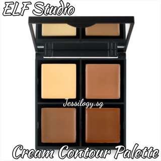 NEW INSTOCK ELF Studio Cream Contour Palette / ELF Cosmetics / e.l.f. Cosmetics Cream Contouring Palette