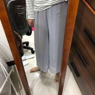 Mooncat芋頭牛奶雪紡褲