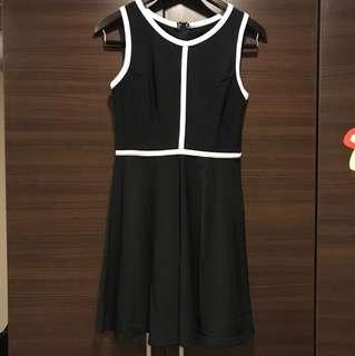 韓國全新氣質小資洋裝XS/S