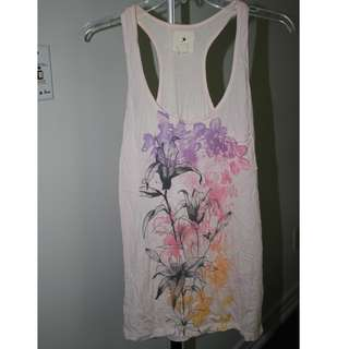 Forever 21 Pink Tank Top Size Small
