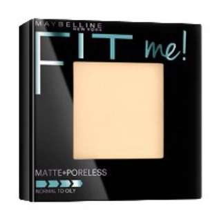 [ PO ] Maybelline Fit Me Powder
