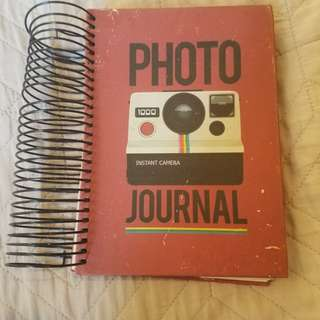 Photo a day book - NEW