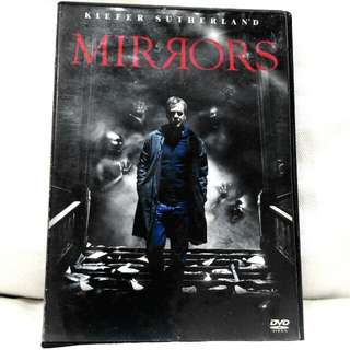 MIRRORS (Starring Kiefer Sutherland) rated M18