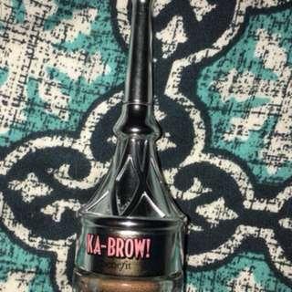 Benefit Ka-Brow! #4