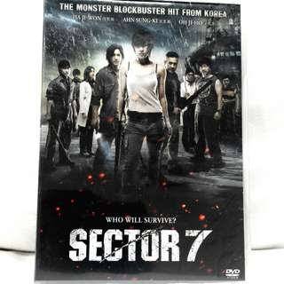 SECTOR 7 (Blockbuster movie from Korea)