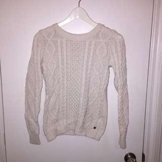 White H&M Sweater