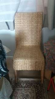Trend cane tall back kingz chair