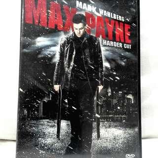 MAX PAYNE (Starring Mark Wahberg) - NC16 DVD