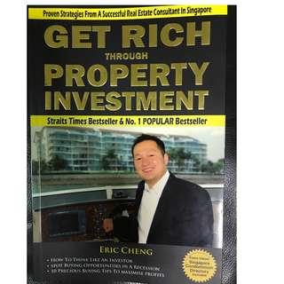 Book: Get Rich thru Property Investment