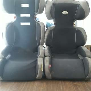 pre-owened baby car seats
