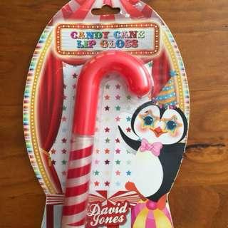 Candy Cane Lip Gloss