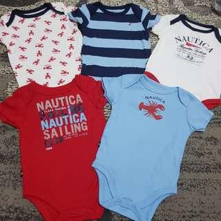 Brand new Nautica set