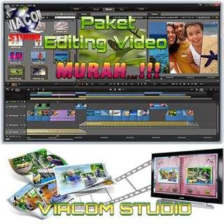 Paket Software Video Editing ( 8 DVD )