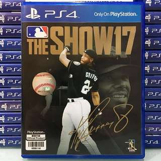 [PS4] MLB The Show 17