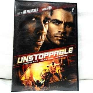 UNSTOPPABLE (Starring Denzel Washington, Chris Pine)