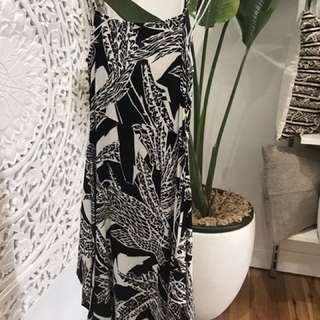Zulu & zephyr size 8 perch dress