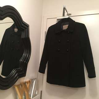 Aritzia Wilfred Coat