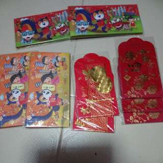 Wtt wts lot red Packets hongbao
