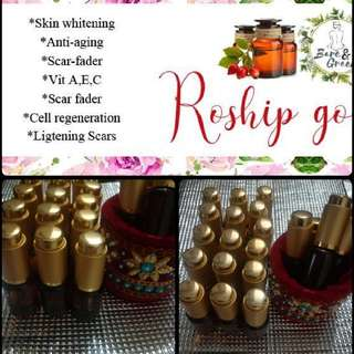 Rosehip Golden