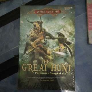 The Great Hunt Perburuan Sangkakala -  Robert Jordan