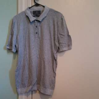 Marks & Spencer short sleeves cotton tee - size large