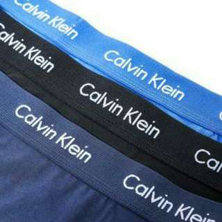 Calvin Klein brief branded