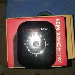 wifi andromax edisi ga kepakai udh pasang wifi