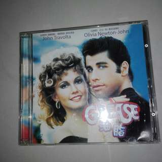 Grease movie vcd