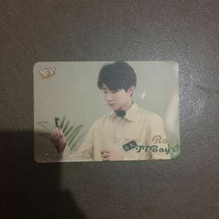 FREE TFBOYS cards