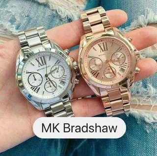 Authentic MK Bradshaw Watch