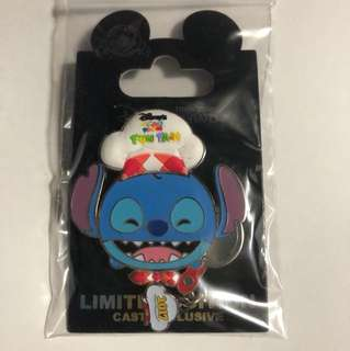 香港 迪士尼 徽章 Disney Pin Cast Executive Tsum Tsum Fun Fair 2017