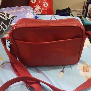 Lacoste Shoulder Bag/camera Bag/buddy Bag. Original And Authentic!