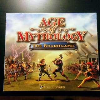 Age Of Mythology - The Board Game