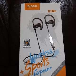 全新IPIPOO IL98L運動蓝牙耳機
