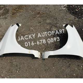 Front Fender Magat Putih Honda City Aria GD8 Japan