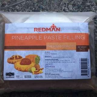 Pineapple Paste Filling Premium Quality 1 KG