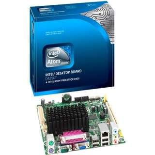 Brand new Intel D425KT Mini-ITX motherboard (in unopened box)