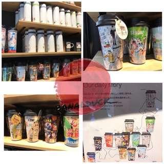 日本Starbucks ‼️ Starbucks 暖杯代購