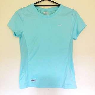 Blue sport shirt