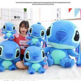 stuffed toys stitch