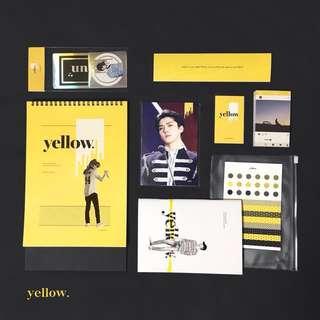 [lf/wtb] sehun fansite goods iridescent boy season greetings