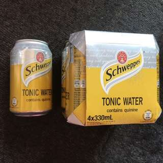 5 cans Tonic water 送綱夾衣架with free used hangers for trousers skirt