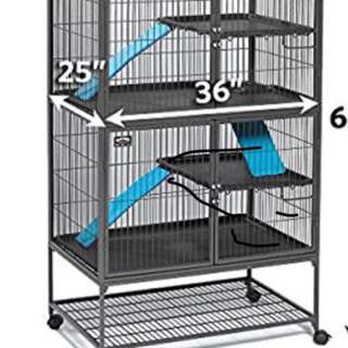Cage for your beloved pet.