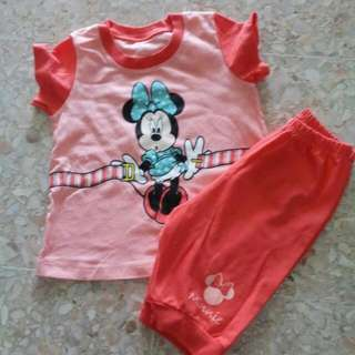12-18month Disney set