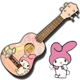Melody's ukulele
