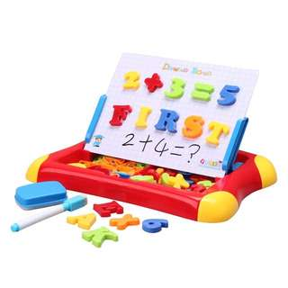 First Classroom Magnetic Alphabet & Number