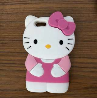 Hello Kitty Silicone iPhone 5 Case