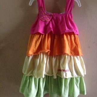 Dress Pelangi 2T
