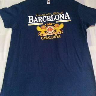 brand new imported TSHIRT made in Spain Large